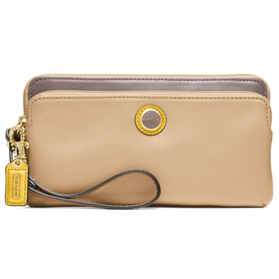 ... cell-phone and a full complement of card pockets inside. Style 48952