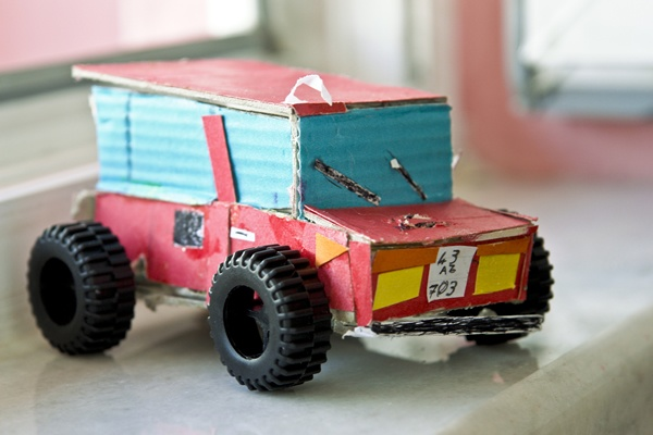 How to make a toy car create pinterest
