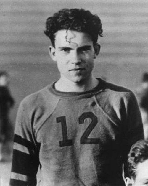 President Richard Nixon The Boy Wonder Before