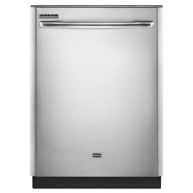 Stainless Steel Dishwasher: Lowes Maytag Stainless Steel