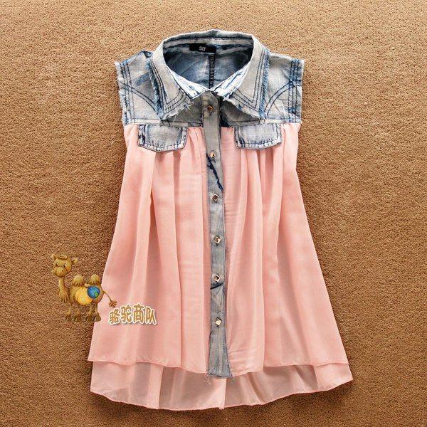 Переделки одежды из старого в модные