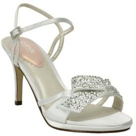 Bellissima Bridal Shoes - Pink Sweet Bridal Shoes