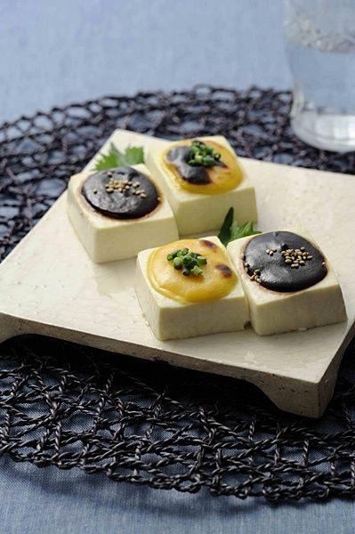 Tofu Dengaku. Photo: Yukaku Hiramatsu. A simple recipe here: www ...