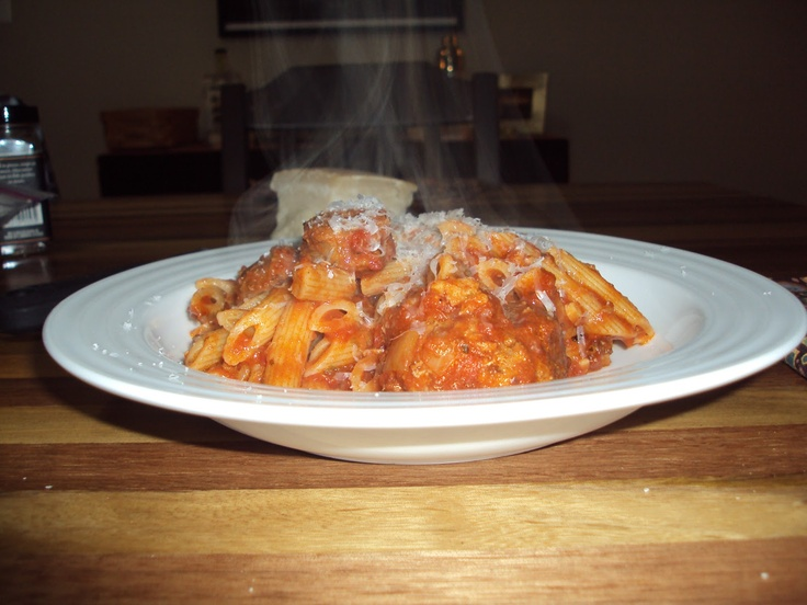 Rawther Unusual: Nanny's Spaghetti Sauce | Hungry ALL the time... | P ...