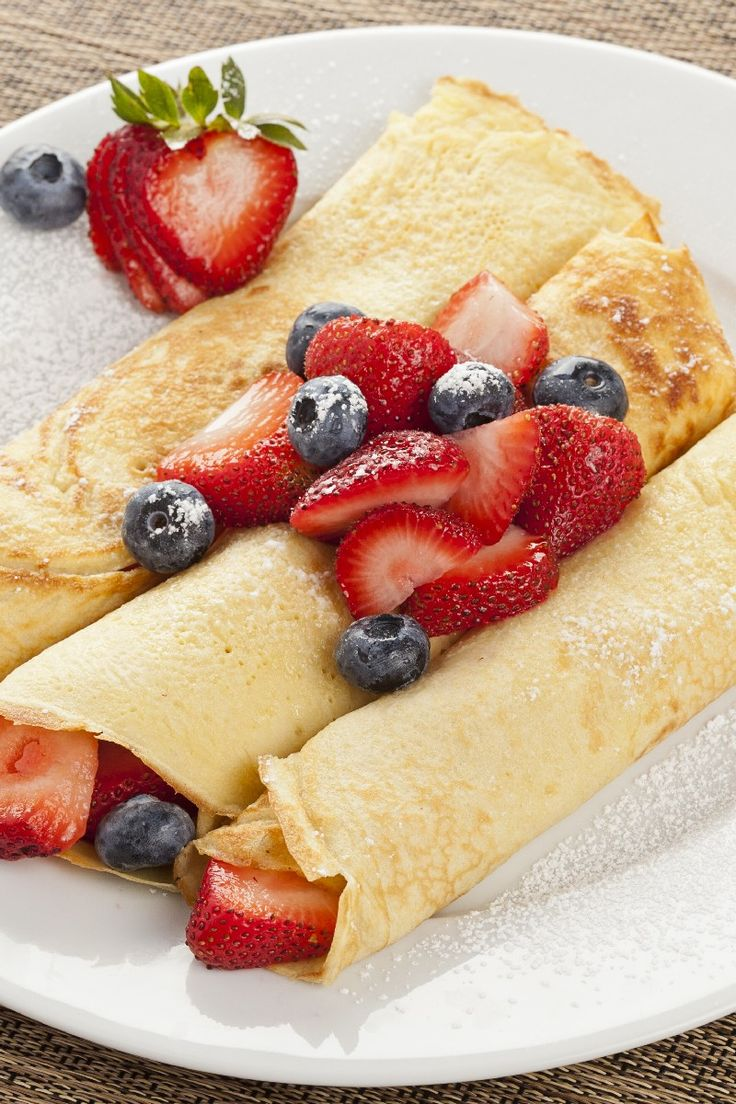 Vegan crepes recipe vegan recipes pinterest - Crepes vegan recette ...