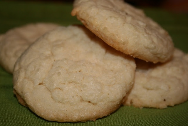 Old Fashioned Sugar Cookies - A tender, soft and chewy basic, old ...