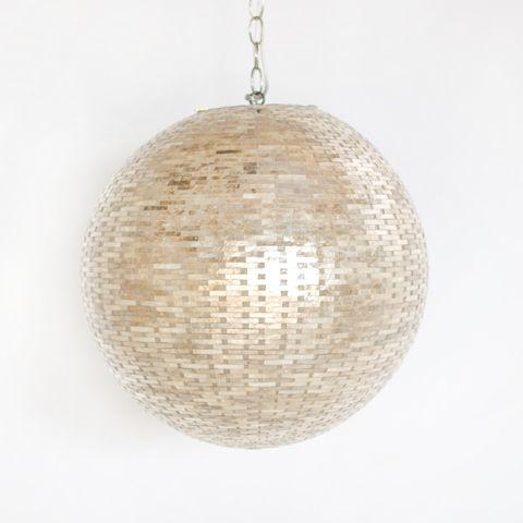 Capiz Shell Pendant Weaver Lighting Pinterest
