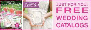 Free Wedding Catalogs Wedding Pinterest