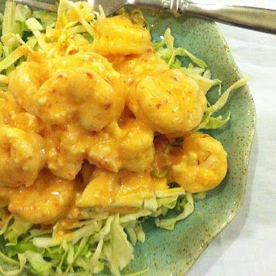 bangin good shrimp from skinnytaste | Favorite Recipes | Pinterest