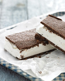 Classic Ice Cream Sandwiches | Recipe