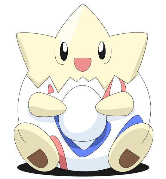 pokemon how to get togepi egg