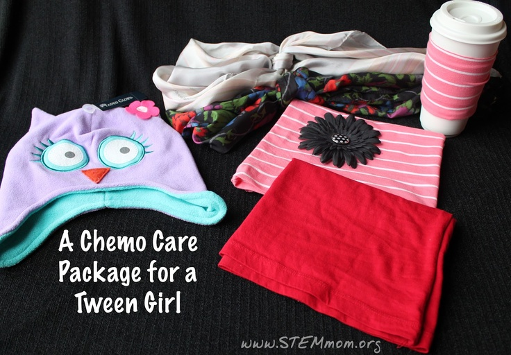 Chemo Care Package Ideas