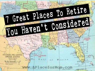 Great places to retire you haven t considered