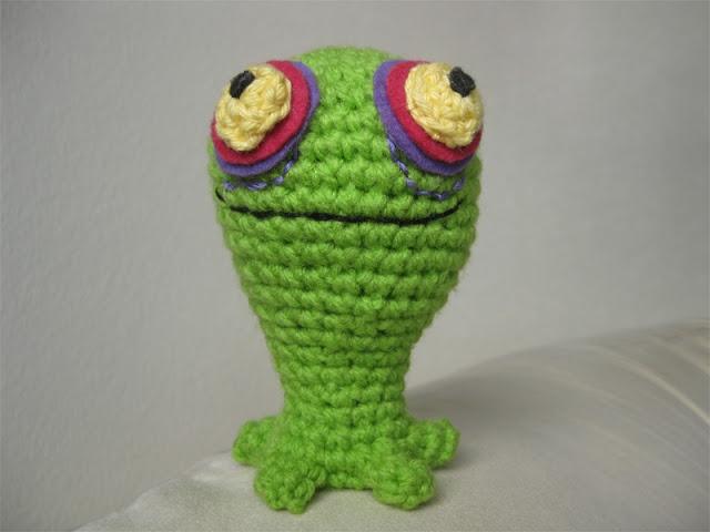 ... Chu from Legend of Zelda! UPDATE: Now with pattern link! :) - CROCHET