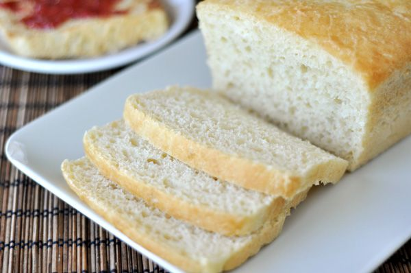 English Muffin Bread YUM! Just gimme the loaf and some whipped honey ...