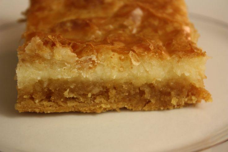 Paula Deen's gooey butter cake | Sweet Temptation | Pinterest