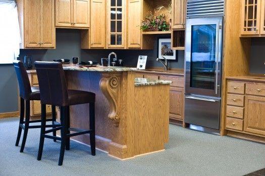 Determine Countertop Overhang NEW HOUSE!! Pinterest