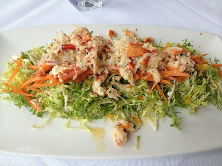 Lobster Salad | Salads | Pinterest
