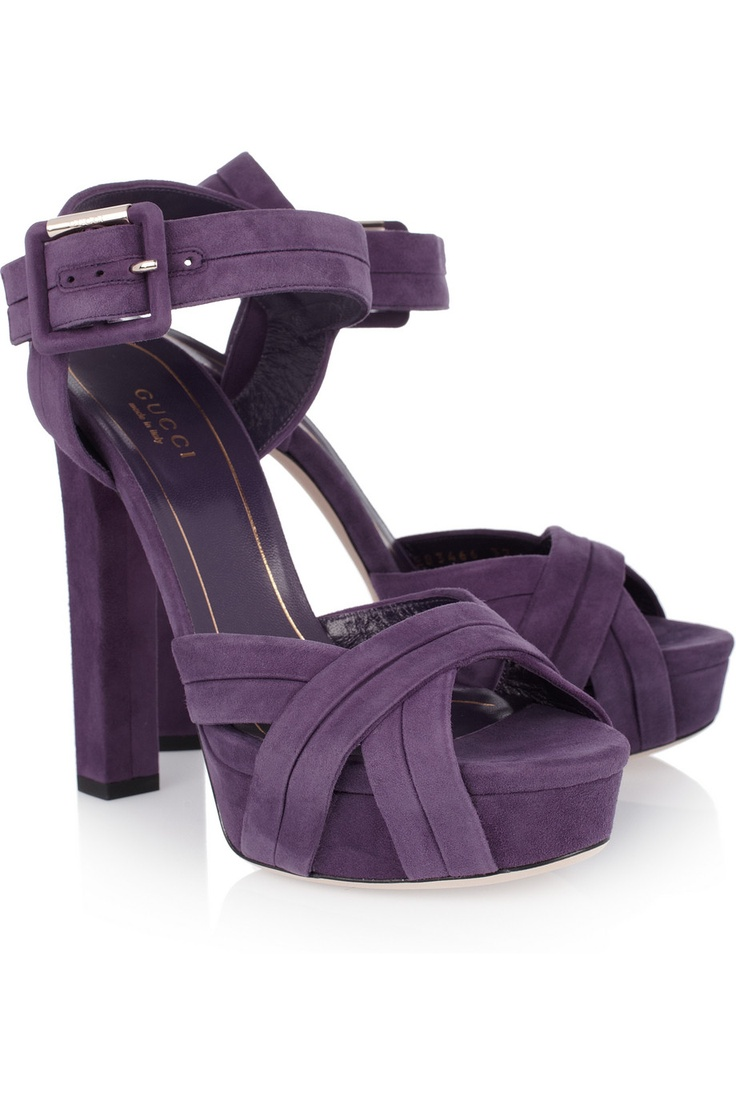 plum shoes are seriously delicious