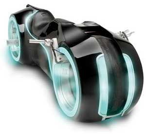 Tron Motorcycle  $55,000