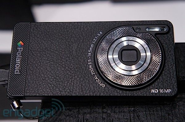 """""""Polaroid SC1630 Android HD smart camera hands-on, is it a cameraphone or a phonecamera?"""""""