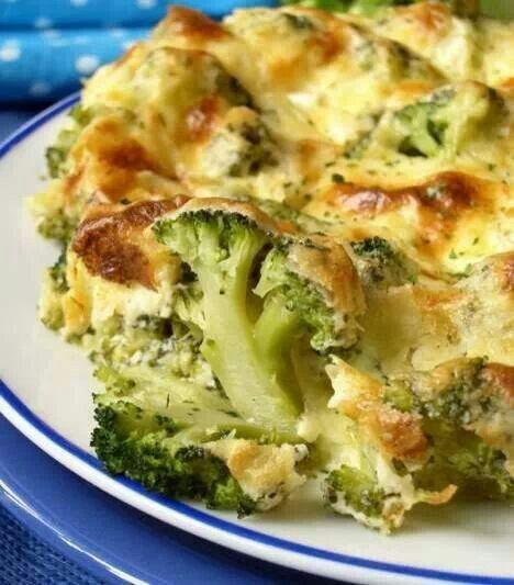 Broccoli Cheese & Cracker Casserole Recipe — Dishmaps