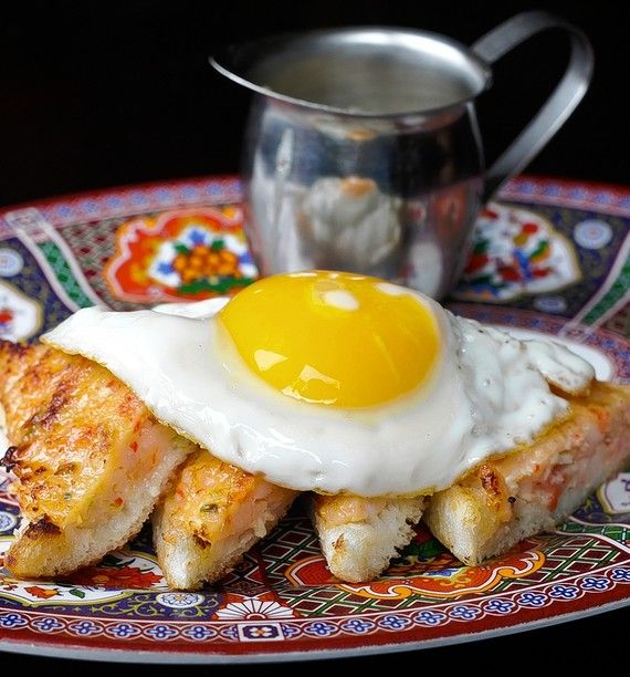 Shrimp Toast is Nothing to Pu-Pu