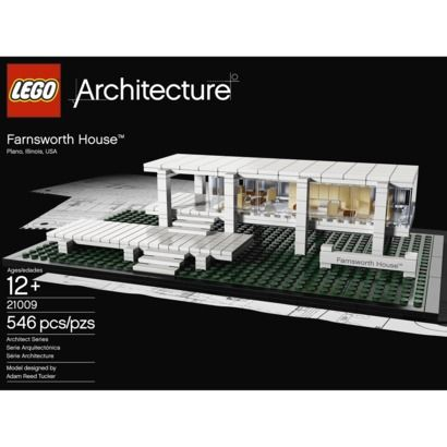 LEGO® Architecture Farnsworth House 21009