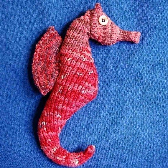 Amigurumi Seahorse Free Pattern : Seahorse Amigurumi Plush Toy Knitting Pattern PDF Digital ...