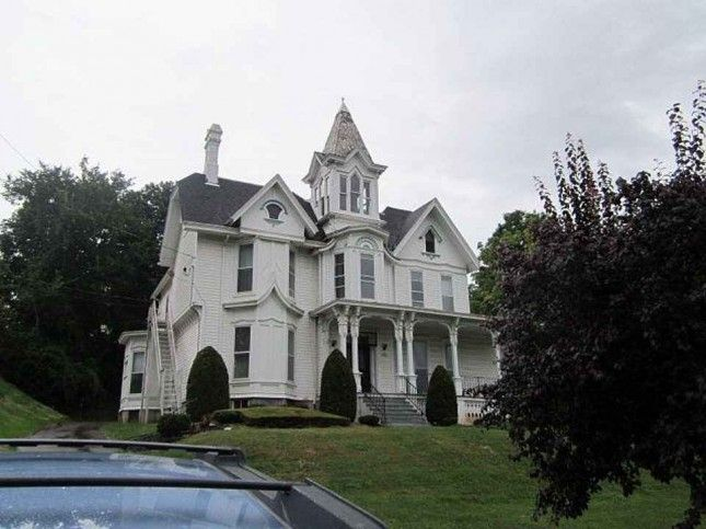 1876 Gothic Revival Troy PA Homes Pinterest