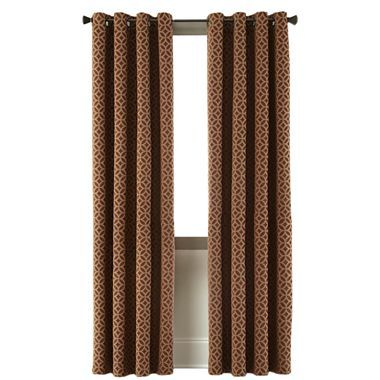 Pin by joan on home pinterest for Jcpenney living room curtains