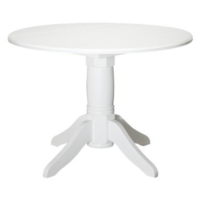 Dining Table For Dining Room Threshold 42 Expandable Pedestal Dining
