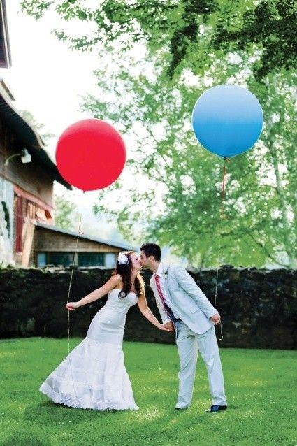 july 4th wedding theme