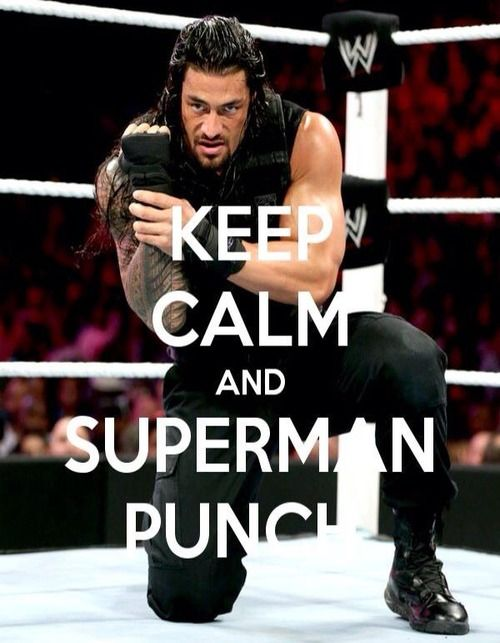 how to hit superman punch