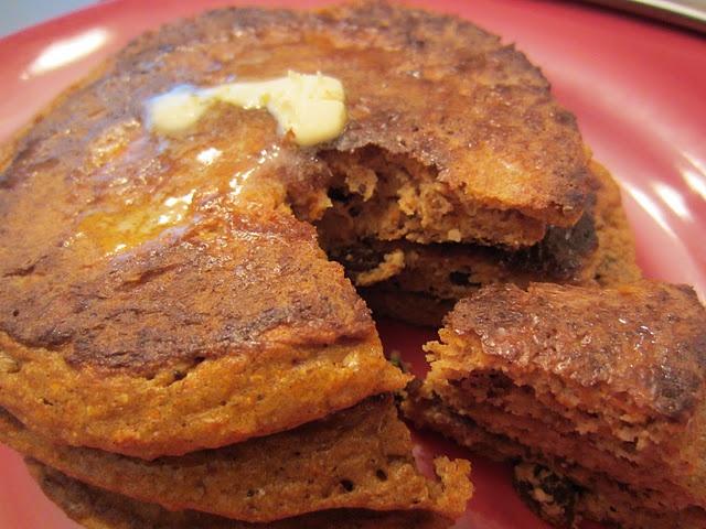 carrot cake pancakes | Paleo Eats! | Pinterest