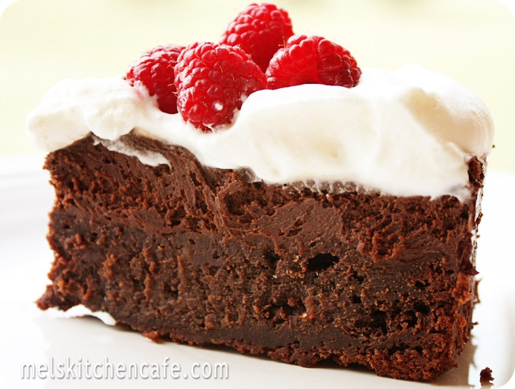 Chocolate Torte | The torte is made with bittersweet or semisweet ...
