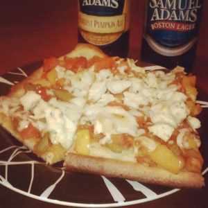 spicy chicken and pepper jack pizza | Wifey's Kitchen Food Blog | Pin ...