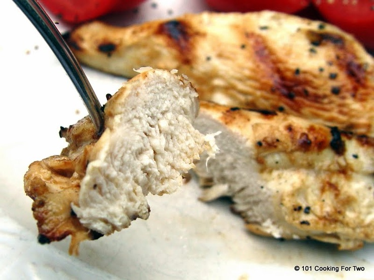 101 Cooking For Two - Everyday Recipes for Two: Easy Grilled Chicken Strips