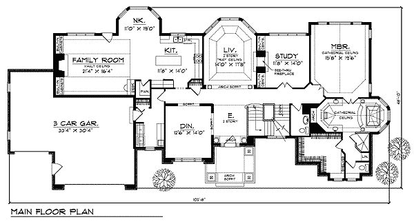 pin by sarah garcia on house floor plans large pinterest