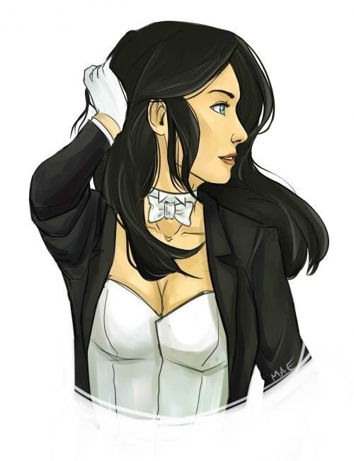 Zatanna dc young justice