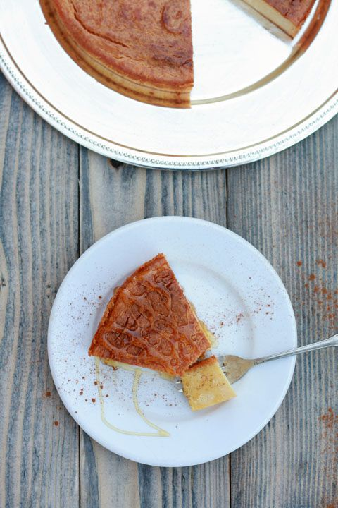 Melopita-Greek Honey Pie | Sweet Bites | Pinterest