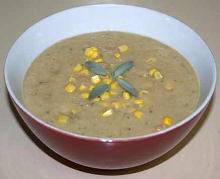 Chick peas and Mushroom Soup | vegan soups and stews | Pinterest