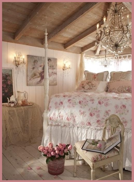 A romantic bedroom beautiful things pinterest How to make bedroom romantic