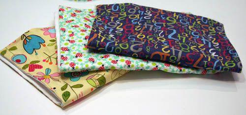 DIY: Make Your Own Burp Cloths