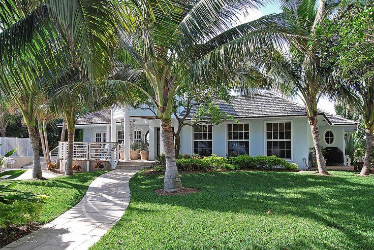 Exterior of beach house bungalow design inc pinterest - Beach bungalow plans property ...
