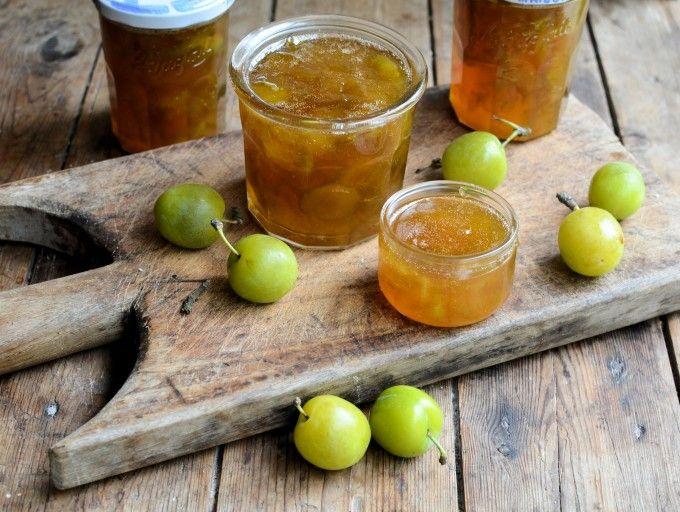 Greengage Jam | Recipe