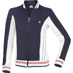 Click Image Above To Buy: Fila Cotton Vintage Jacket (women's