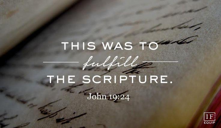 John 19:24