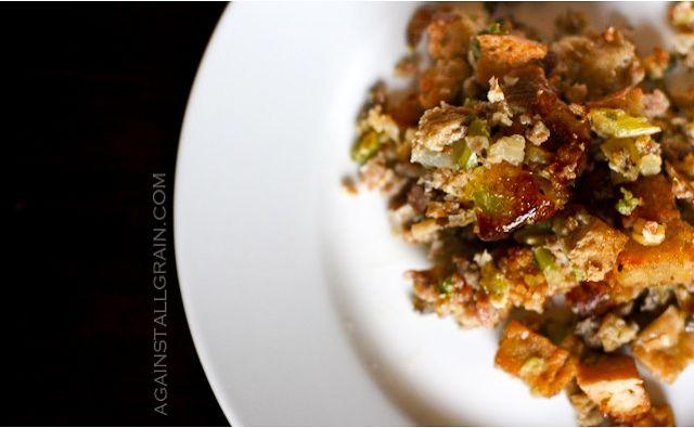 gluten-free thanksgiving turkey stuffing | Paleo | Pinterest