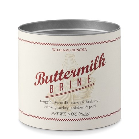 ... alternative to traditional brining. Williams-Sonoma Buttermilk Brine